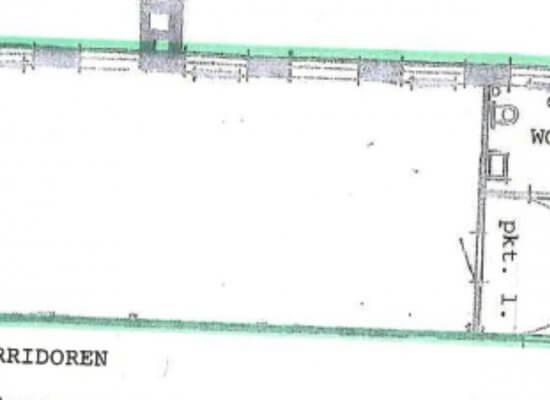 Plantegning - Lej lokalet hos Fyns mavedanserskole